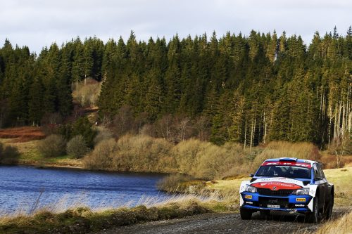 Cambrian Rally ready to host opening BRC round Photo