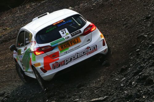 Brady has eyes on WRC prize drive in Junior BRC return Photo