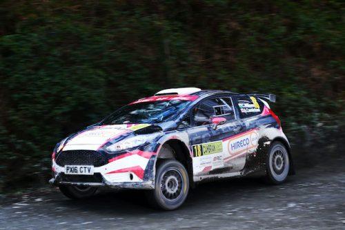 VP Racing to fuel the British Rally Championship Photo