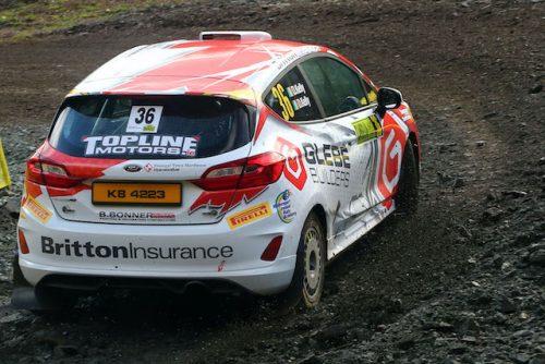 Kelly gets Junior British Rally Championship chance Photo