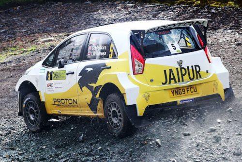 Mellors brings Proton back for British Rally Championship title bid Photo
