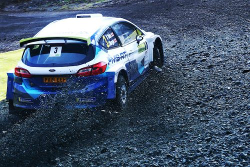 Grassroots rallying to WRC Photo