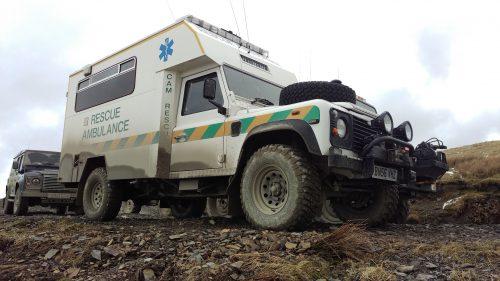 Volunteers Week: Motorsport medics on the pandemic frontline Photo