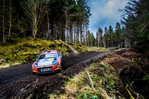 2021 British Rally Championship calendar announced Photo