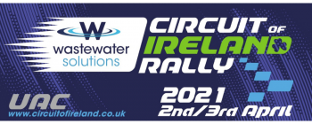 Circuit of Ireland Rally Logo