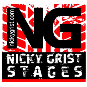 Nicky Grist Stages Logo