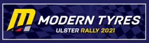 Modern Tyres Ulster Rally Logo