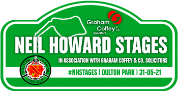 Neil Howard Stages in association with Graham Coffey & Co Solicitors Logo