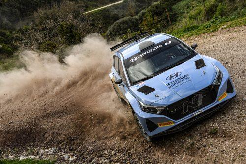 Junior BRC champ to receive Hyundai i20 Rally2 World Championship prize drive Photo