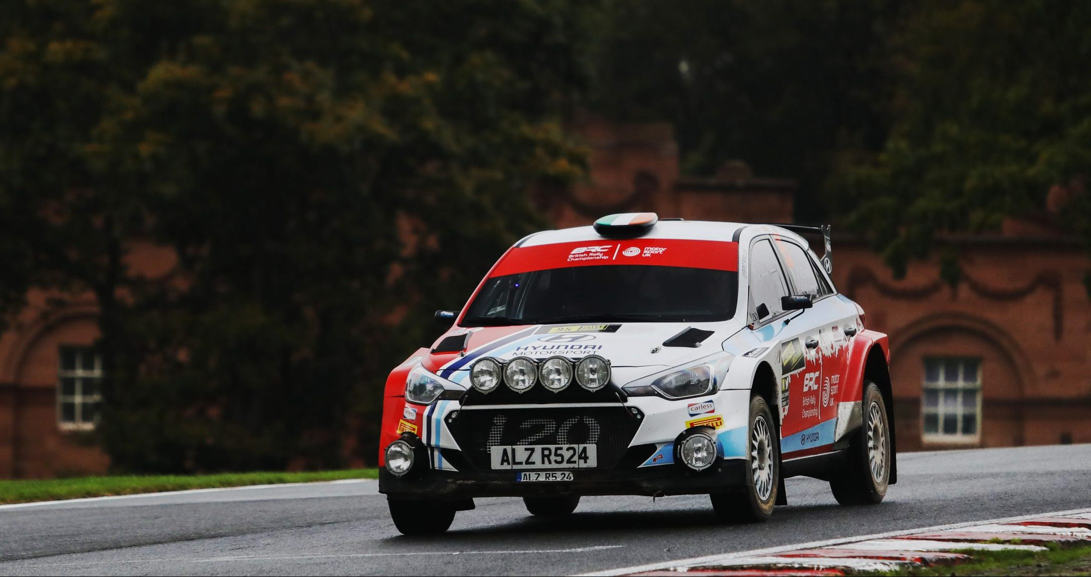 Oulton Park to host British Rally Championship opener Photo