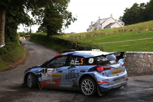 New-look to 2021 British Rally Championship calendar Photo