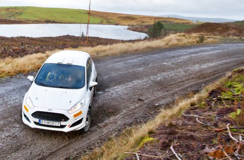 Anderson steps up to BRC Academy Trophy with support from British Champion Photo