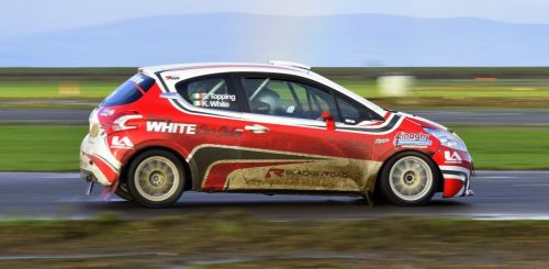 White targets WRC prize drive with Junior BRC campaign Photo