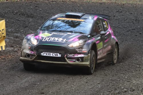 Niall Henry is BRC bound in 2021 Photo