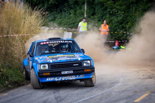 Black is BRC bound with popular Starlet Photo