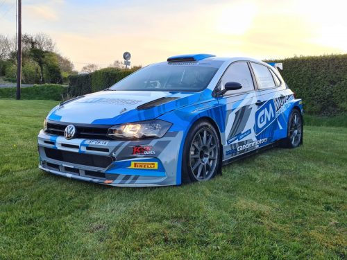 McKenna makes British Rally Championship debut Photo