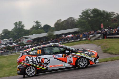Junior BRC round up: Creighton takes charge Photo