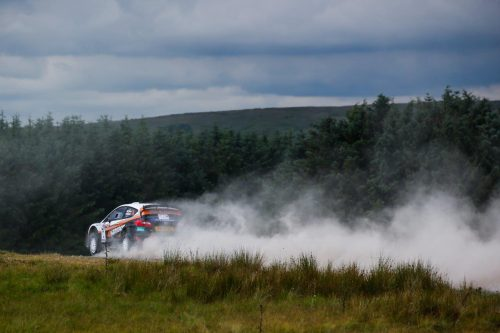 Grampian Forest Rally forced to run behind closed doors Photo