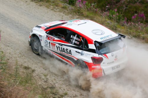 BRC gears up for some of Scotland's finest gravel at the Grampian Photo