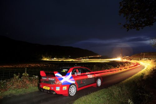 Entries open for Beatson's Building Supplies Mull Rally Photo
