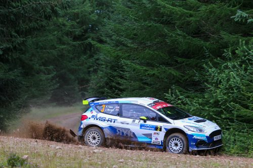 BRC faces a tough test at Trackrod Rally Yorkshire Photo